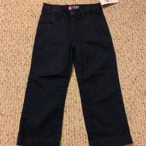 Chaps Navy Dress Pants